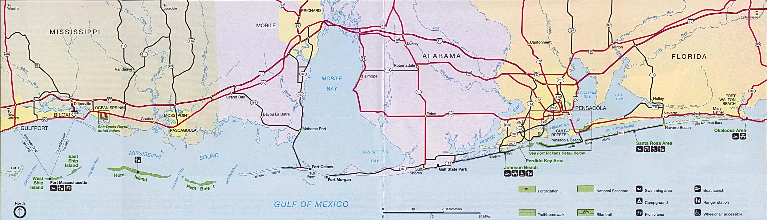 Florida Southeast Coast Map.Florida Map Finder 100 Florida State Maps