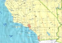 Southern California Base Map