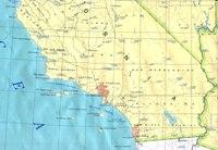 Southern California Base Map