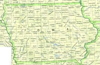 Base reference Map of IA State