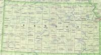Kansas Base Map
