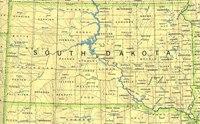South Dakota Base Map