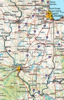 Illinois Reference Map