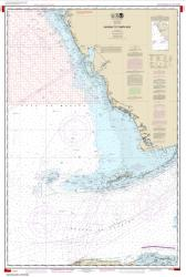 Buy map Havana to Tampa Bay (Oil and Gas Leasing Areas) Nautical Chart (1113A) by NOAA from Florida Maps Store