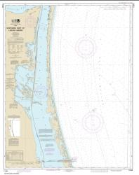 Buy map Northern Part of Laguna Madre Nautical Chart (11304) by NOAA from Texas Maps Store