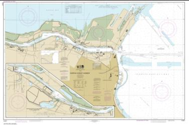 Buy map Corpus Christi Harbor Nautical Chart (11311) by NOAA from Texas Maps Store