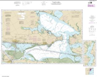 Buy map Intracoastal Waterway Carlos Bay to Redfish Bay, including Copano Bay Nautical Chart (11314) by NOAA from Texas Maps Store