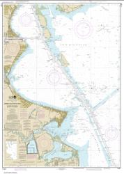 Buy map Upper Galveston Bay-Houston Ship Channel-Dollar Pt. to Atkinson Nautical Chart (11327) by NOAA from Texas Maps Store