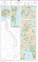 Buy map Calcasieu River and Approaches Nautical Chart (11339) by NOAA from Louisiana Maps Store