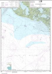 Buy map Isles Dernieres to Point au Fer Nautical Chart (11356) by NOAA from United States Maps Store