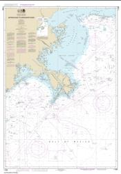 Buy map Approaches to Mississippi River Nautical Chart (11366) by NOAA from United States Maps Store