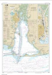 Buy map Mobile Bay Mobile Ship Channel-Northern End Nautical Chart (11376) by NOAA from United States Maps Store
