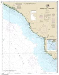 Buy map Horseshoe Point to Rock Islands; Horseshoe Beach Nautical Chart (11407) by NOAA from Florida Maps Store