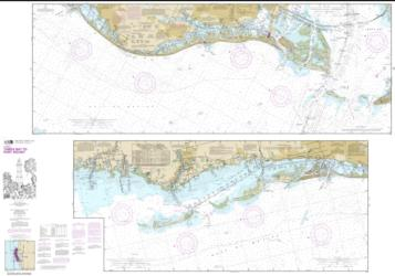 Buy map Intracoastal Waterway Tampa Bay to Port Richey Nautical Chart (11411) by NOAA from Florida Maps Store