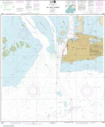 Buy map Key West Harbor Nautical Chart (11447) by NOAA from Florida Maps Store
