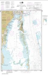 Buy map Intracoastal Waterway Miami to Elliot Key Nautical Chart (11465) by NOAA from Florida Maps Store