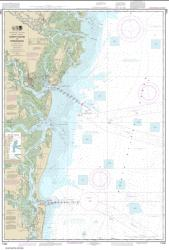 Buy map Doboy Sound to Fernadina Nautical Chart (11502) by NOAA from Georgia Maps Store