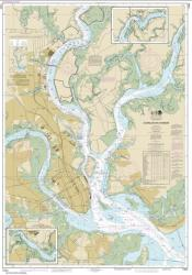 Buy map Charleston Harbor Nautical Chart (11524) by NOAA from South Carolina Maps Store