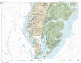 Buy map Chesapeake Bay Cape Charles to Wolf Trap Nautical Chart (12224) by NOAA from Virginia Maps Store