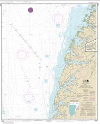 Buy map Chesapeake Bay Wolf Trap to Pungoteague Creek Nautical Chart (12226) by NOAA from Virginia Maps Store