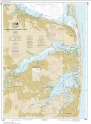 Buy map Navesink And Shrewsbury Rivers Nautical Chart (12325) by NOAA from New Jersey Maps Store