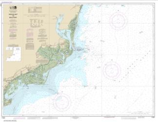 Buy map Winyah Bay to Bulls Bay Nautical Chart (11531) by NOAA from South Carolina Maps Store