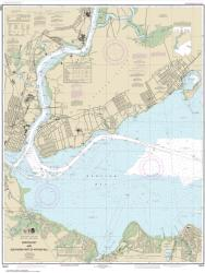 Buy map Raritan Bay and Southern Part of Arthur Kill Nautical Chart (12331) by NOAA from New York Maps Store