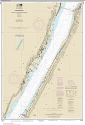 Buy map Hudson River Days Point to George Washington Bridge Nautical Chart (12341) by NOAA from New York Maps Store