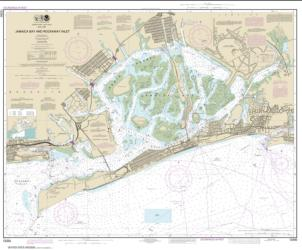 Buy map Jamaica Bay and Rockaway Inlet Nautical Chart (12350) by NOAA from New York Maps Store