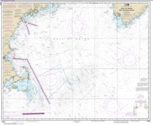 Buy map Gulf of Maine and Georges Bank Nautical Chart (13009) by NOAA from Maine Maps Store