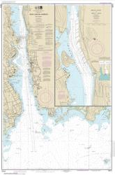 Buy map New London Harbor and vicinity; Bailey Point to Smith Cove Nautical Chart (13213) by NOAA from Connecticut Maps Store
