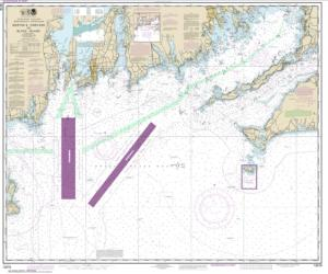 Buy map Marthas Vineyard to Block Island Nautical Chart (13218) by NOAA from United States Maps Store