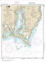 Buy map Point Judith Harbor Nautical Chart (13219) by NOAA from Rhode Island Maps Store