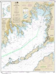 Buy map Buzzards Bay; Quicks Hole Nautical Chart (13230) by NOAA from United States Maps Store