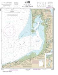 Buy map Wellfleet Harbor; Sesuit Harbor Nautical Chart (13250) by NOAA from United States Maps Store
