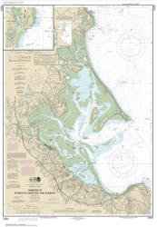 Buy map Harbors of Plymouth, Kingston and Duxbury; Green Harbor Nautical Chart (13253) by NOAA from United States Maps Store