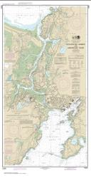 Buy map Gloucester Harbor and Annisquam River Nautical Chart (13281) by NOAA from United States Maps Store