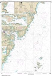 Buy map Portsmouth Harbor Cape Neddick Harbor to Isles of Shoals; Portsmouth Harbor Nautical Chart (13283) by NOAA from Maine Maps Store