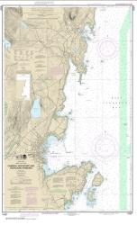 Buy map Camden, Rockport and Rockland Harbors Nautical Chart (13307) by NOAA from Maine Maps Store