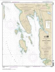Buy map Winter Harbor Nautical Chart (13322) by NOAA from Maine Maps Store