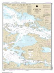 Buy map Gananoque, Ont., to St. Lawrence Park. N.Y. Nautical Chart (14773) by NOAA from New York Maps Store