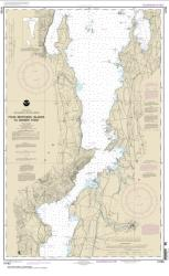 Buy map Four Brothers Islands to Barber Point Nautical Chart (14783) by NOAA from New York Maps Store