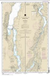 Buy map Barber Point to Whitehall Nautical Chart (14784) by NOAA from New York Maps Store