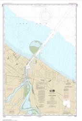 Buy map Huron Harbor Nautical Chart (14843) by NOAA from Ohio Maps Store