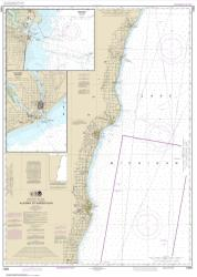 Buy map Algoma to Sheboygan; Kewaunee; Two Rivers Nautical Chart (14903) by NOAA from Wisconsin Maps Store