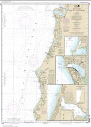 Buy map Stony Lake to Point Betsie; Pentwater; Arcadia; Frankfort Nautical Chart (14907) by NOAA from United States Maps Store