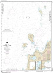Buy map Platte Bay to Leland; Leland; South Manitou Harbor Nautical Chart (14912) by NOAA from United States Maps Store