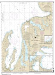 Buy map Grand Traverse Bay to Little Traverse Bay; Harbor Springs; Petoskey; Elk Rapids; Suttons Bay; Northport; Traverse City Nautical Chart (14913) by NOAA from United States Maps Store