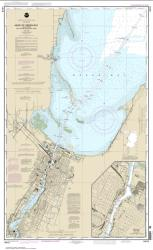 Buy map Head of Green Bay, including Fox River below De Pere; Green Bay Nautical Chart (14918) by NOAA from Wisconsin Maps Store