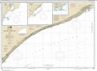 Buy map Beaver Bay to Pigeon Point; Silver Bay Harbor; Taconite Harbor; Grand Marais Harbor Nautical Chart (14967) by NOAA from Minnesota Maps Store